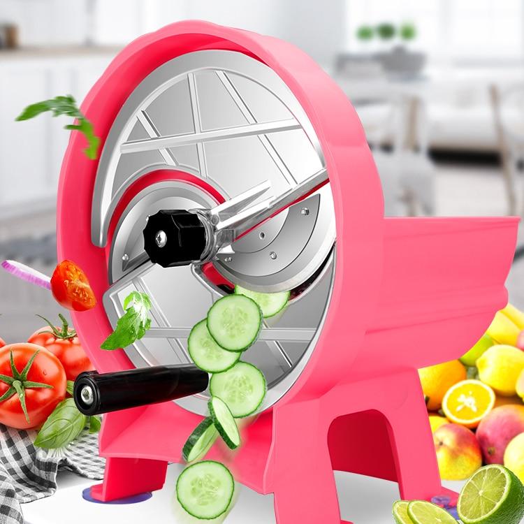 معالجات الطعام تقطيع يدوي قطاعة الخضراوات تقطيع يدوي للطبخ اكسسوارات منزلية Kuchnia أدوات المطبخ DF50QPJ