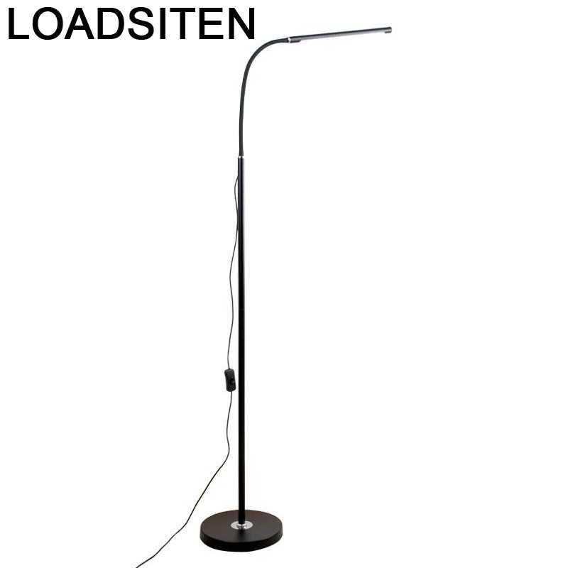 Lámpara De Pie Para Sala De estar, lámpara Para salón, Luz De...