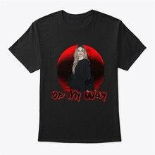 Sabrina Carpenter na mojej drodze koszulka z kapturem nowa koszulka Unisex zabawna koszulka