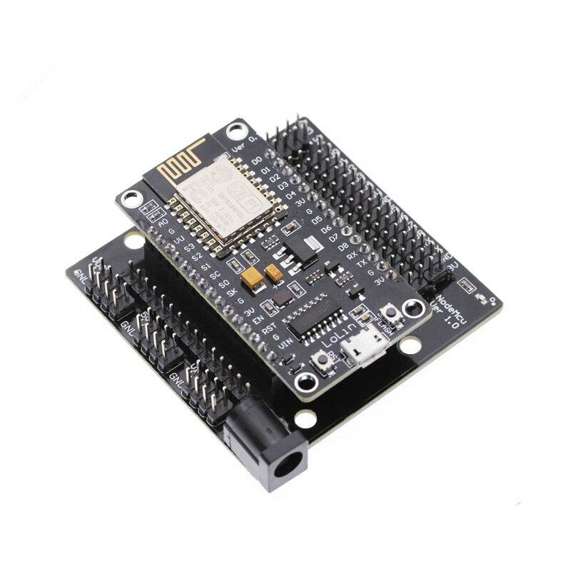 ESP8266 CH340G NodeMcu Lua V3 For Arduino Development Dev Kit Board Nodemcu Lua V3 ESP8266 Wireless Module WiFi Electronics Base