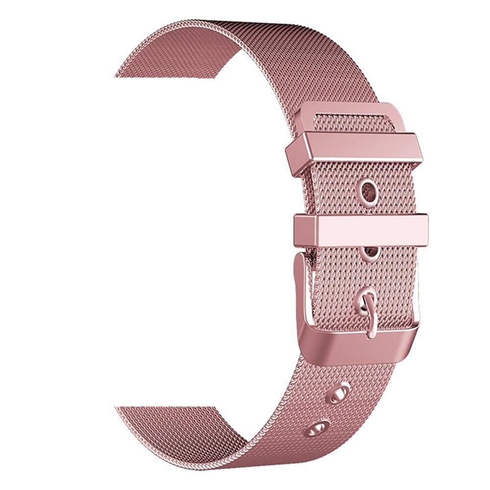Wrist Strap For Amazfit Bip Strap Metal Bracelet For Huami Amazfit Bip Lite S U GTS 2 GTR 42MM Strap Band