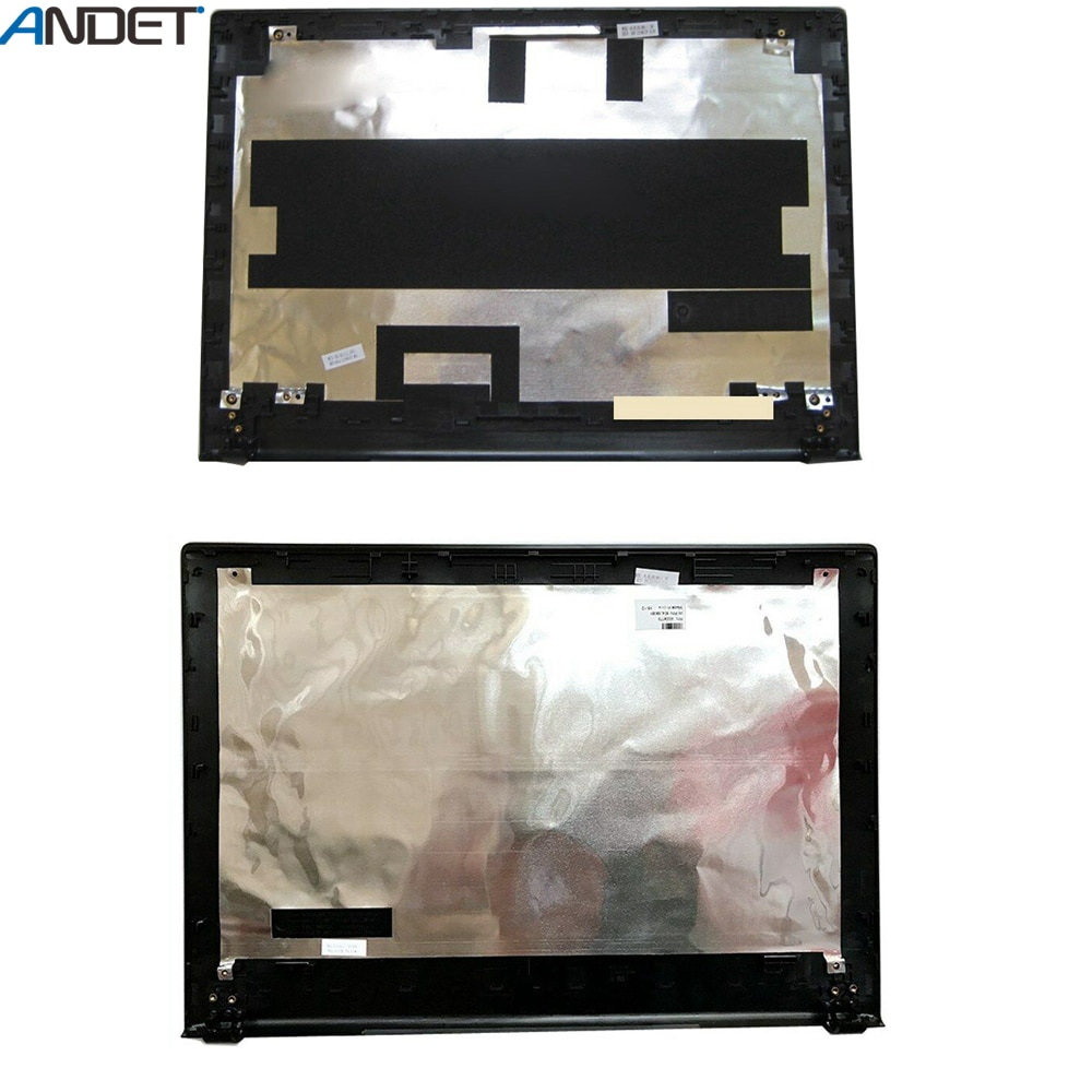 Original nuevo para Lenovo S410P LCD tapa trasera cubierta trasera carcasa superior táctil NO táctil negro