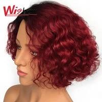 cheap human hair wigs short ombre bob wigs pixie cut lace part wigs blonde wig %d0%bf%d0%b0%d1%80%d0%b8%d0%ba%d0%b8 %d1%88%d0%bd%d1%83%d1%80%d0%ba%d0%b0 peruvian remy hair deep wave wigs