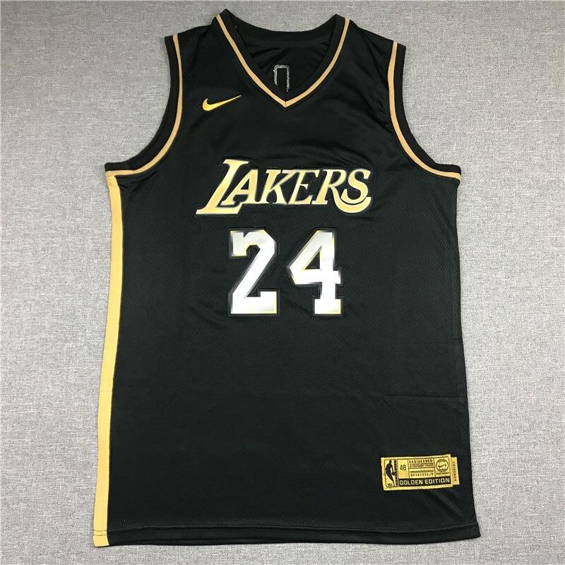 Camiseta de la NBA con diseño de Kobe Bryant 3, camiseta sin...
