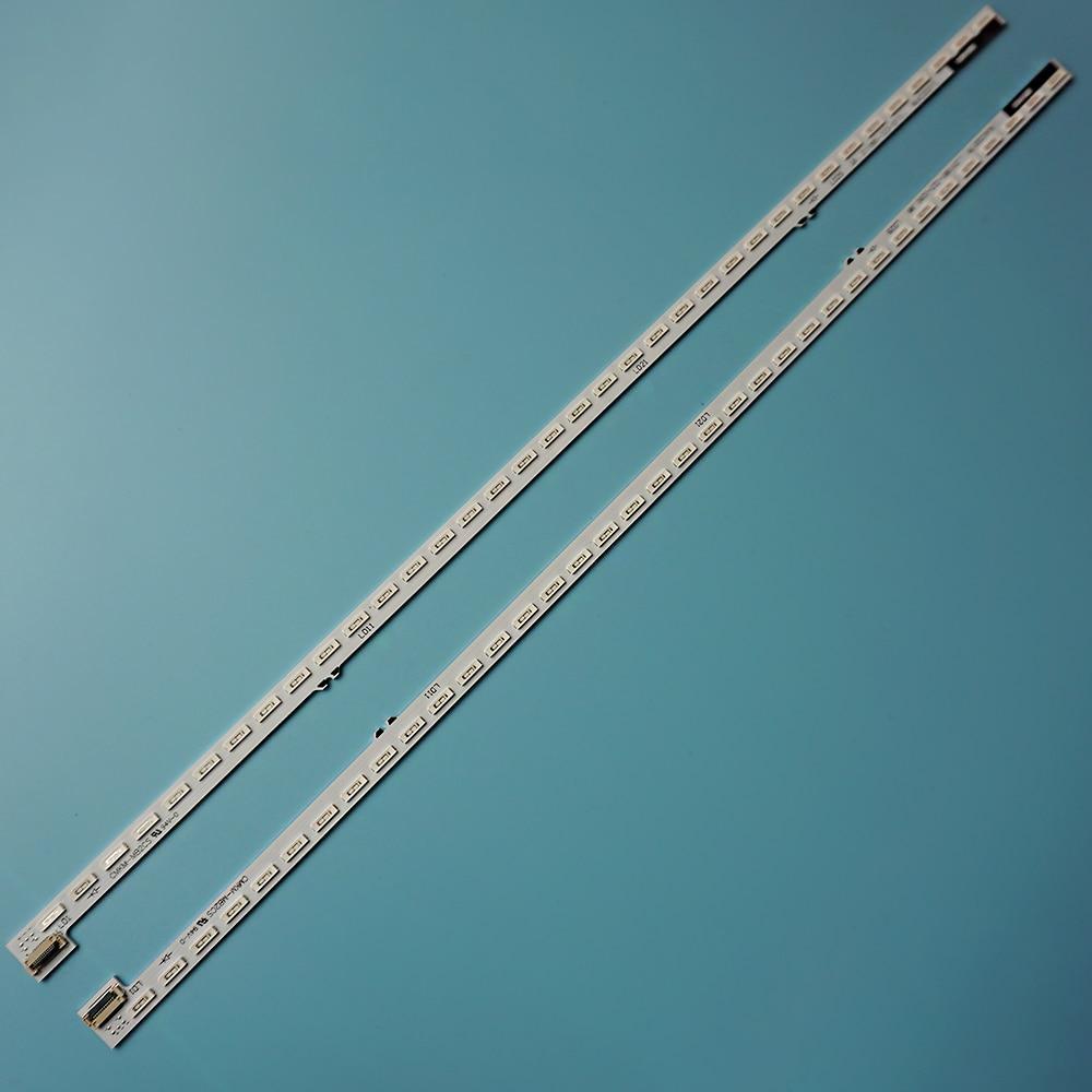 جديد 100 قطعة 36LED 340 مللي متر LED شريط إضاءة خلفي لسوني KDL-55W900A KDL-55W905A R L 61 P61.P8302G001 NLAC20217L NLAC20217R