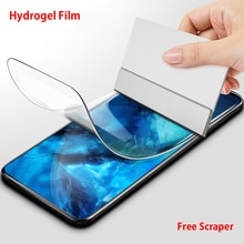 7D Hydrogel Film pour HTC Wildfire X U11 yeux/U11 plus/U12 +/U12 life/U ultra protecteur décran protecteur auto-cicatrisant Nano Film