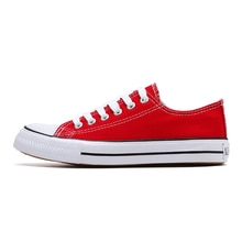 Vulcanize Casual Flats Summer Shoes Woman Men Lace Up Unisex Walking Canvas Shoes Low Top White Sneakers Women Big Size ST22