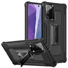 Stoßfest Metall Kick Phone Fall Für Samsung Hinweis 20 S9 S10 S20 S30 Ultra A50 A51 A70 A71 M51 J7 j2 CORE Anti-Herbst Abdeckung
