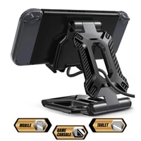 supcase portable adjustable desk mount holder dock for iphone ipad air pro mini galaxy tabfor nintendo switch and more 4 13