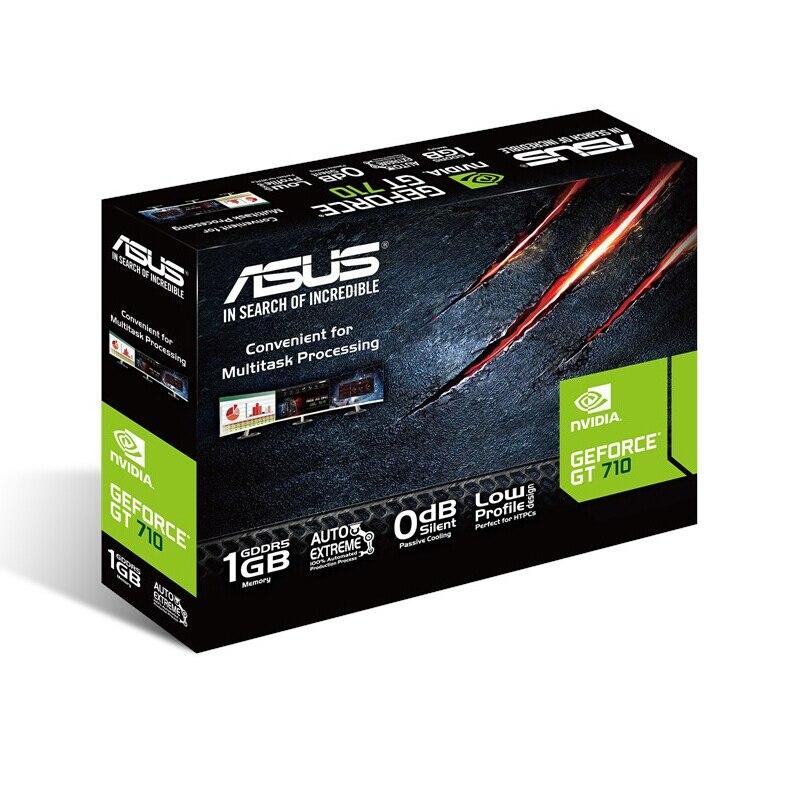 Asus gd5 GT710 - SL - 1 - BRK grafikkarte GPU spiel computer grafiken zu essen huhn asus graphics card spiel grafikkarte