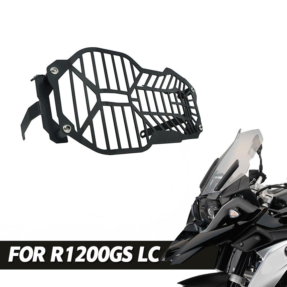 Защитная решетка для фар BMW R1250GS R1200GS Adventure gs1200 R 1200 1250 GS/Adv LC 2013 2020|Кронштейн фары| |