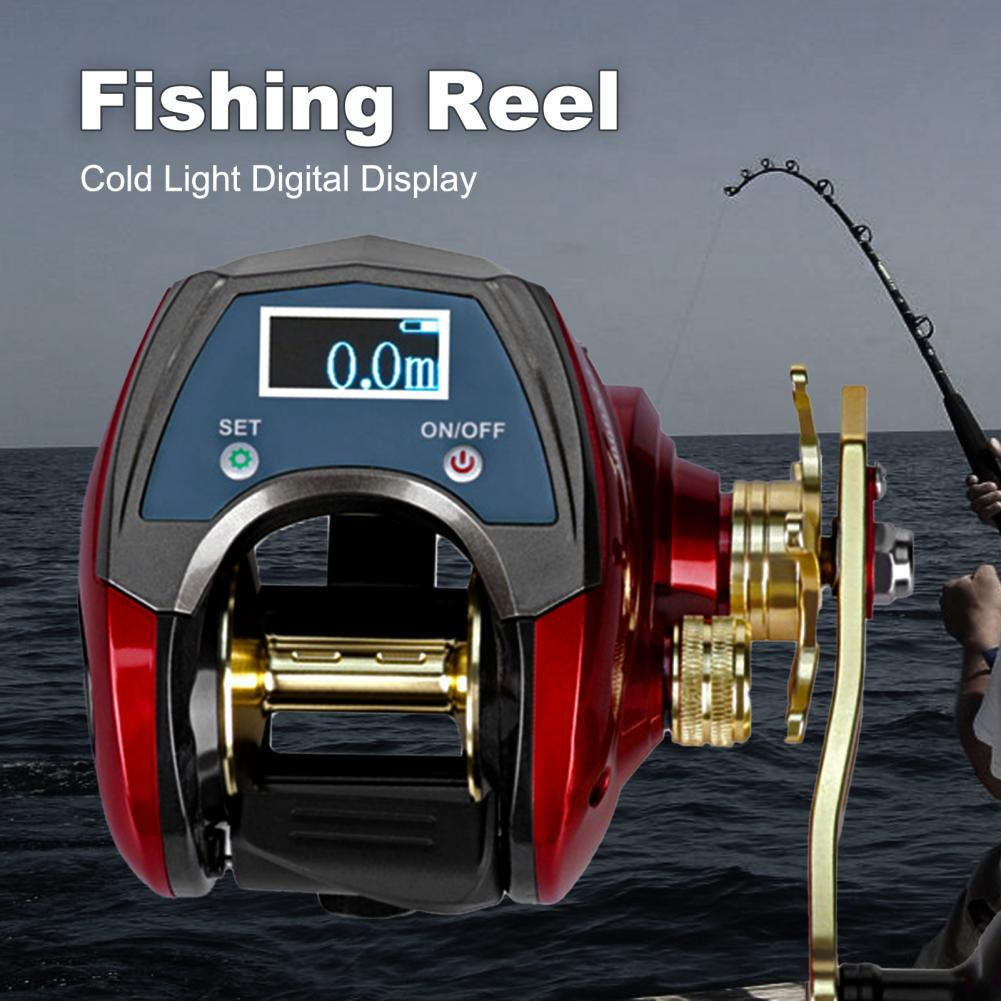 Long Endurance High Stability Freshwater Fishing Baitcasting Reel for Outdoor enlarge