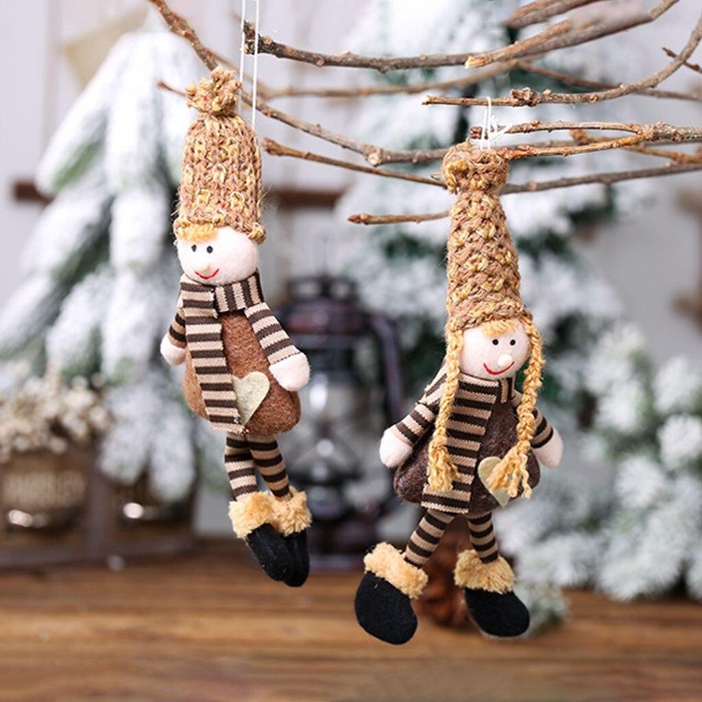 Adorno de Navidad, colgante, adorno creativo, pequeño adorno de muñeca, 10 de septiembre