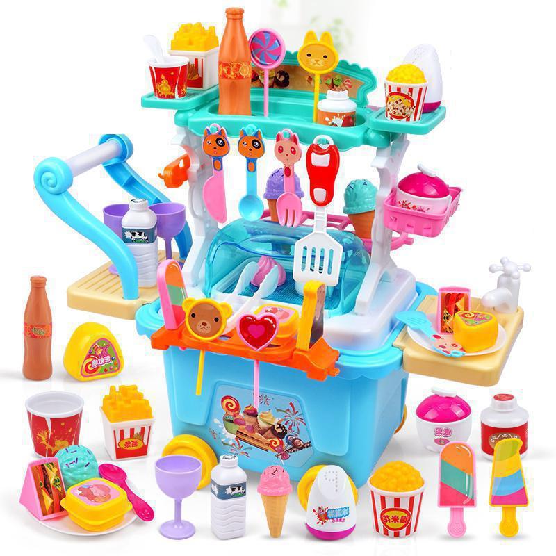 Муравей мороженое корзина игрушка магазин конфет мини играть деньги мой
