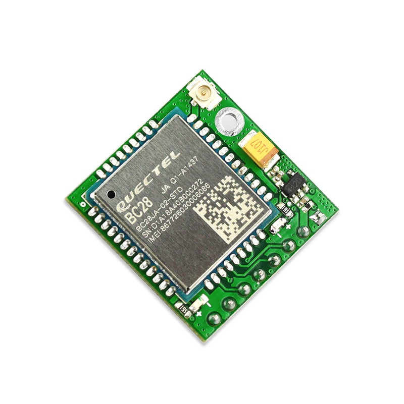 Lte bc28 nb-iot módulo BC28JA-02-STD placa de desenvolvimento super bc95 suporte banda LTE-FDD b1/b3/b8/b5/b20/b28