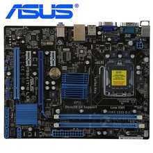 Материнские платы ASUS P5Q SE Plus LGA 775 DDR2 16 Гб для Intel P45 P5Q SE Plus десктопная материнская плата системная плата SATA II PCI E X16 б/у Материнские платы      АлиЭкспресс