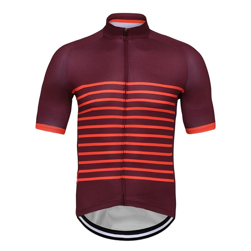 Moxilyn-Jersey De Ciclismo clásico para hombre, Ropa De Ciclismo Retro, Maillot corto
