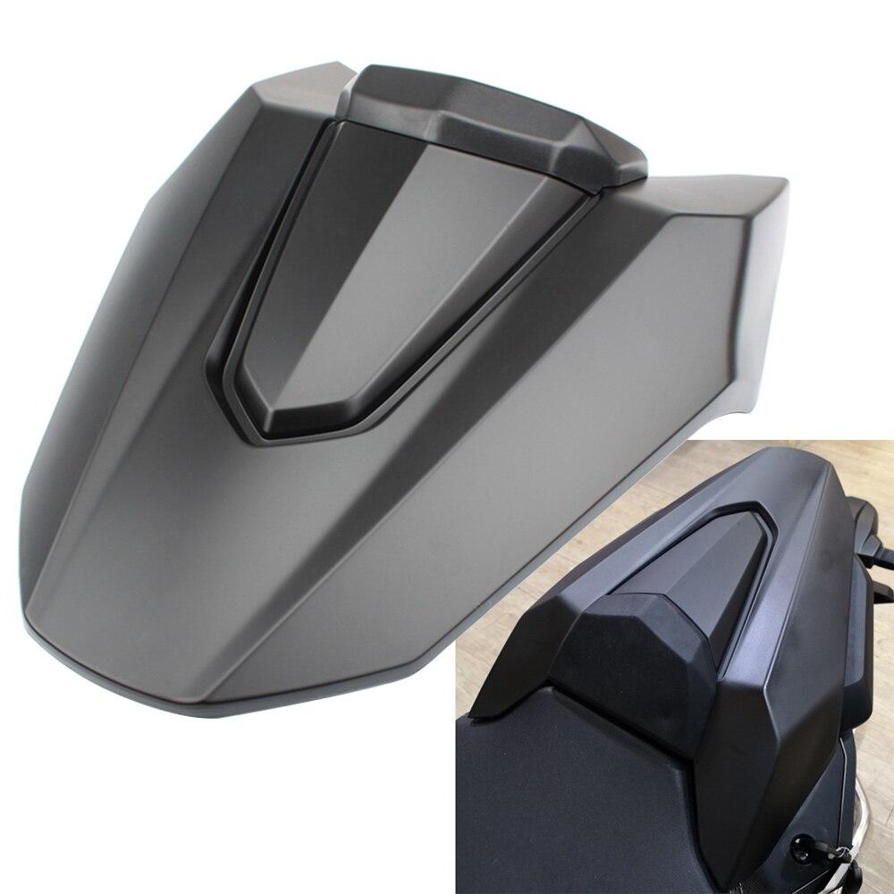 Matte Black ABS Rear Seat Cover Tail Cowl Fairing for Honda CBR650R CBR CB650R Custom Racer Motorcycle Accessories