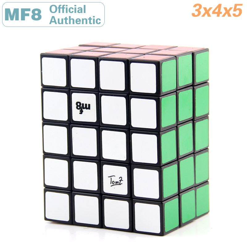 mf8 dodecahedron redbud magic cube bauhinia twisty puzzle speed rubiks cube educational toys gifts for kids children MF8 3x4x5 Magic Cube 345 Professional Neo Speed Puzzle Plastic Twisty Antistress Educational Toys For Children