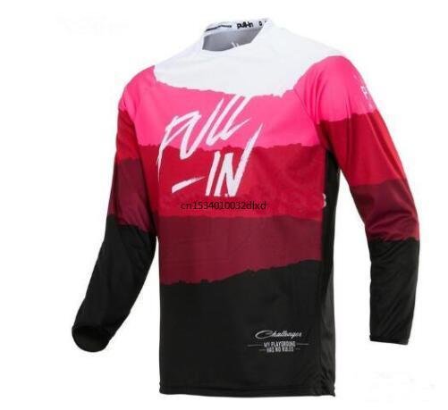 CWF-camiseta de motocross mx para ciclismo, equipo dh manga larga, ropa d,...