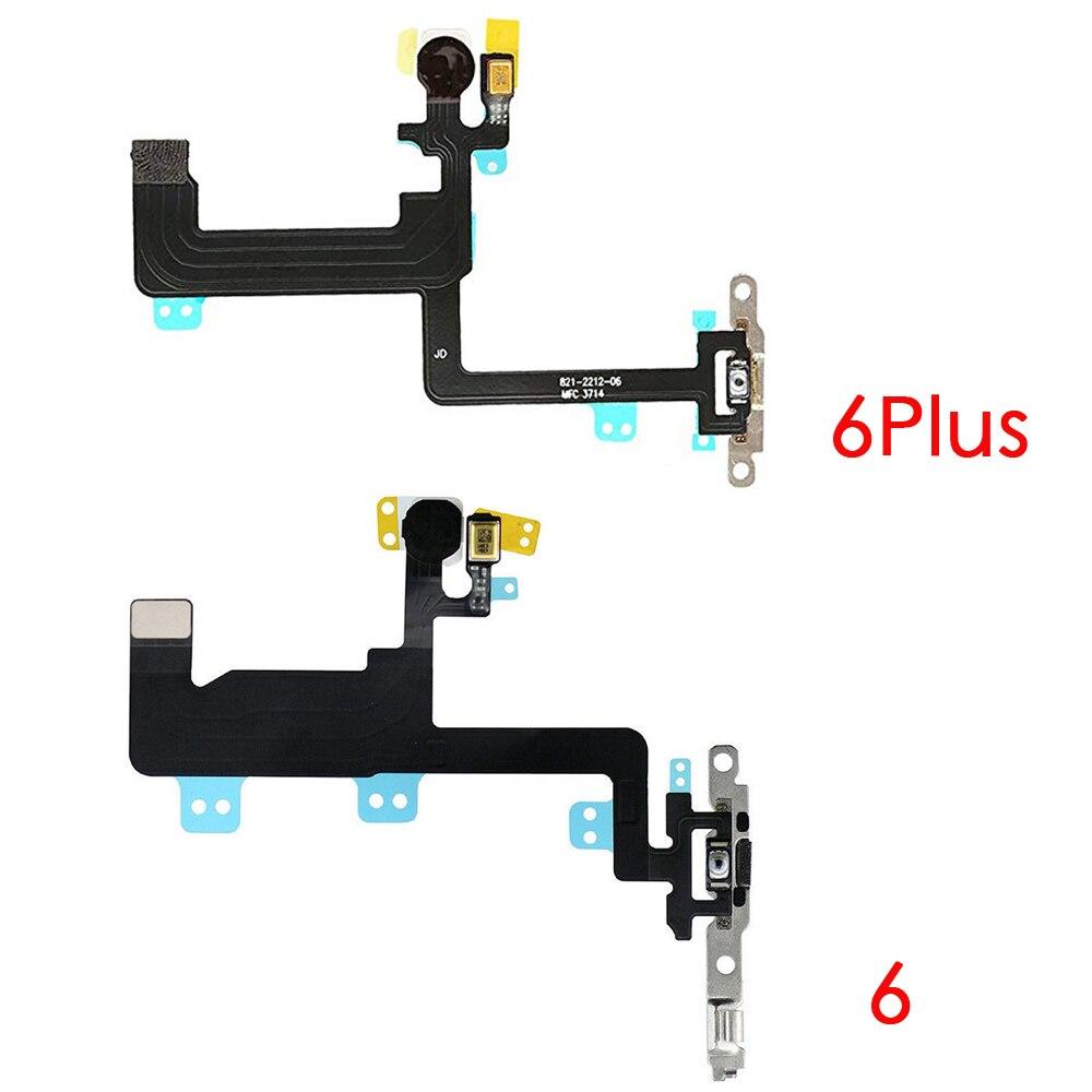 Cable flexible de encendido y apagado para iPhone 6G 6 plus, con...
