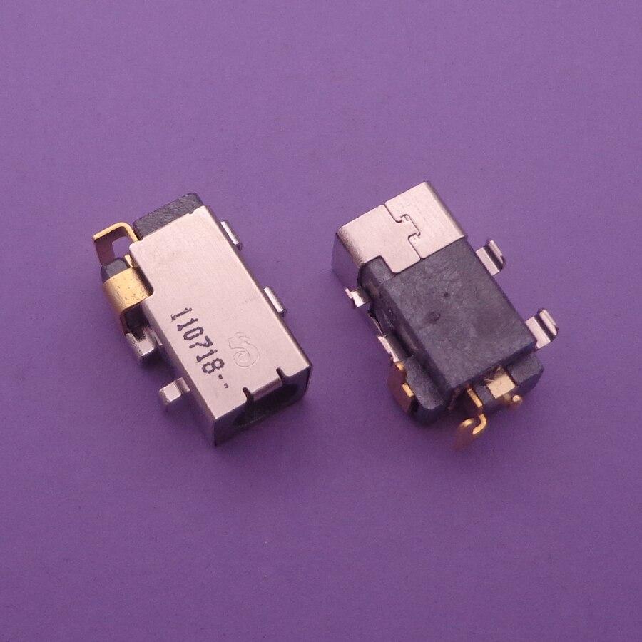 موصل طاقة تيار مستمر 50 قطعة لينوفو ideapad 110S-11IBR 100S-14IBR 100-14IBY, موصل الكمبيوتر المحمول ، استبدال الطاقة ، مقبس