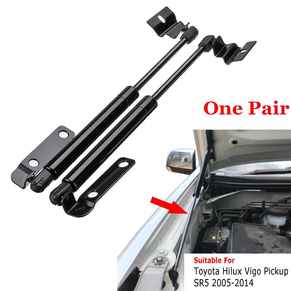 2 шт. крышка переднего капота автомобиля Газ Шок Поддержка стойки демпфер подходит для Toyota Hilux Vigo пикап SR5 2005-2014
