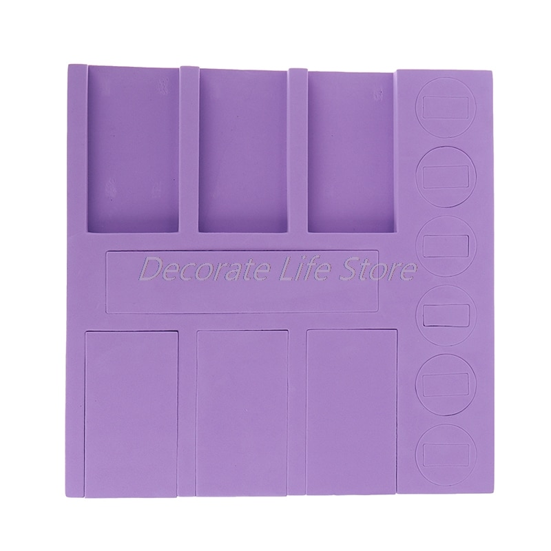 Diamond PaintingAccessory Crossstitch Tool ContainerEmbroidery Foam Tray Holder  - buy with discount