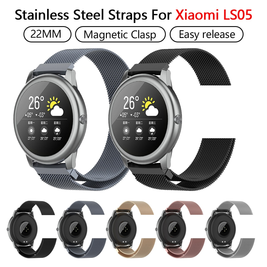 milanese-watchband-for-xiaomi-ls05-stainless-steel-bracelet-band-strap-for-xiaomi-haylou-solar-ls05-magnetic-clasp-mesh-belt