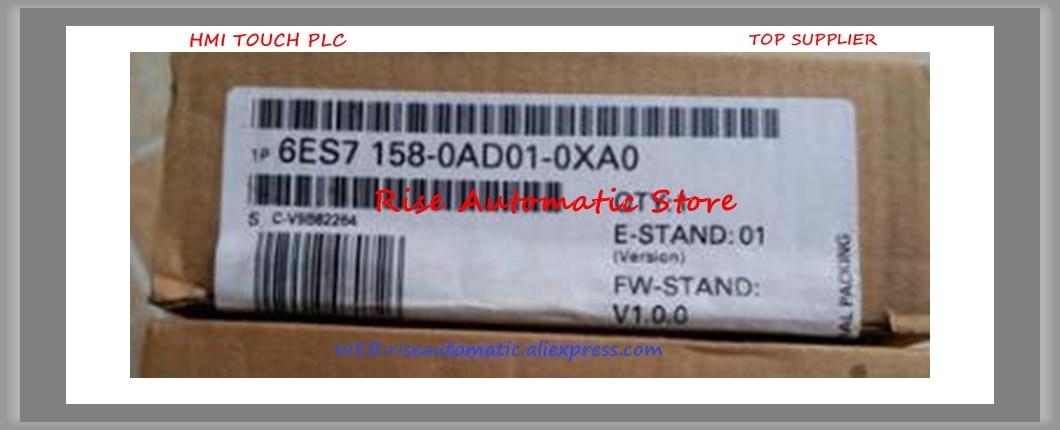 6ES7158-0AD01-0XA0 6ES7158-3AD10-0XA0 6ES7158-3AD01-0XA0 جديد وحدة PLC