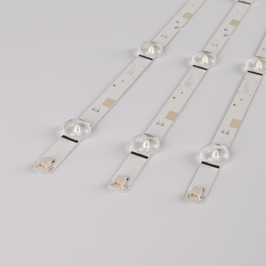 LED strip SVC 39.5 FCOM FHD BN96-37622A V5DN-395SM0-R2 for Samsung 40'' TV UA40J5200 UE40J5200 HG40ND460 HG40NE470 UE40J5000 enlarge