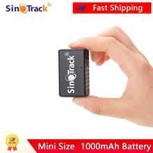 Mini builtin bateria gsm gps tracker ST-903 para carro crianças monitor de voz pessoal pet track dispositivo com aplicativo de rastreamento online gratuito