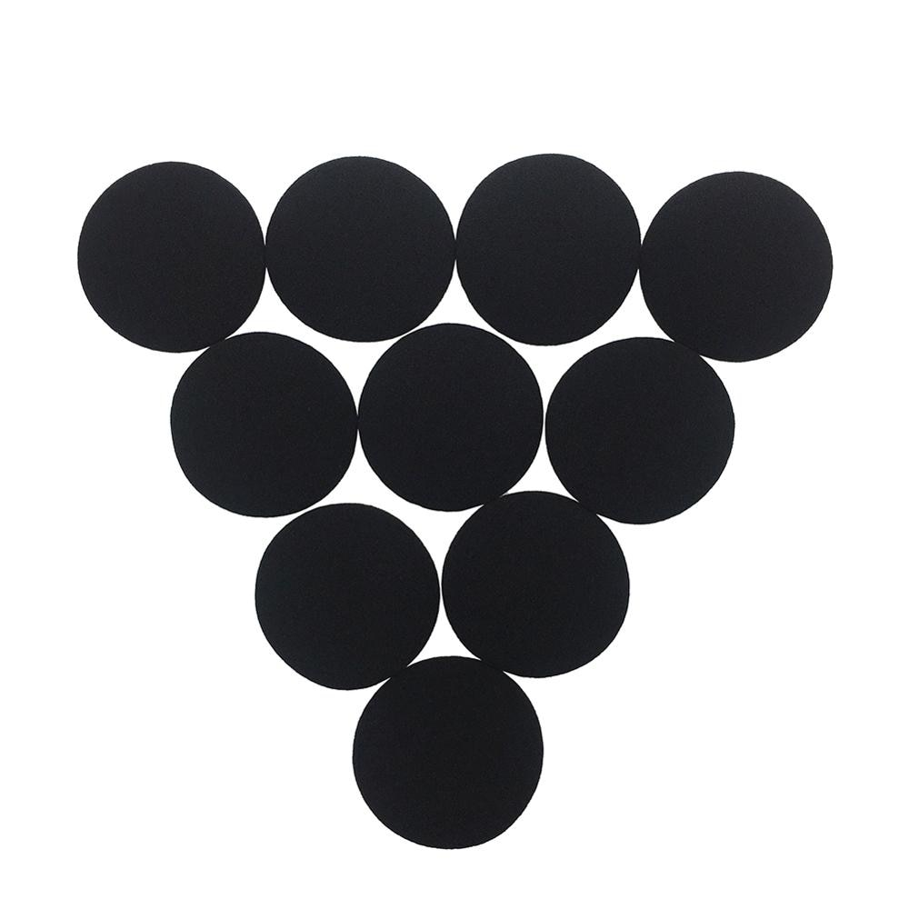 EarTlogis Sponge Replacement Ear Pads for Philips SHB9100 SHB9100RD SHB 9100 RD Headset Parts Foam Cover Earbud Tip Pillow enlarge