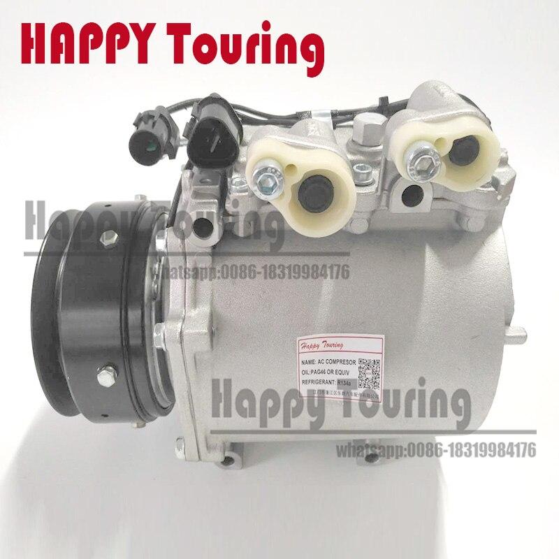 Pour MSC130CV Mitsubishi climatiseur compresseur pour Mitsubishi Delica L400 AKC200A601A AKC201A601 MB946629 MR206800