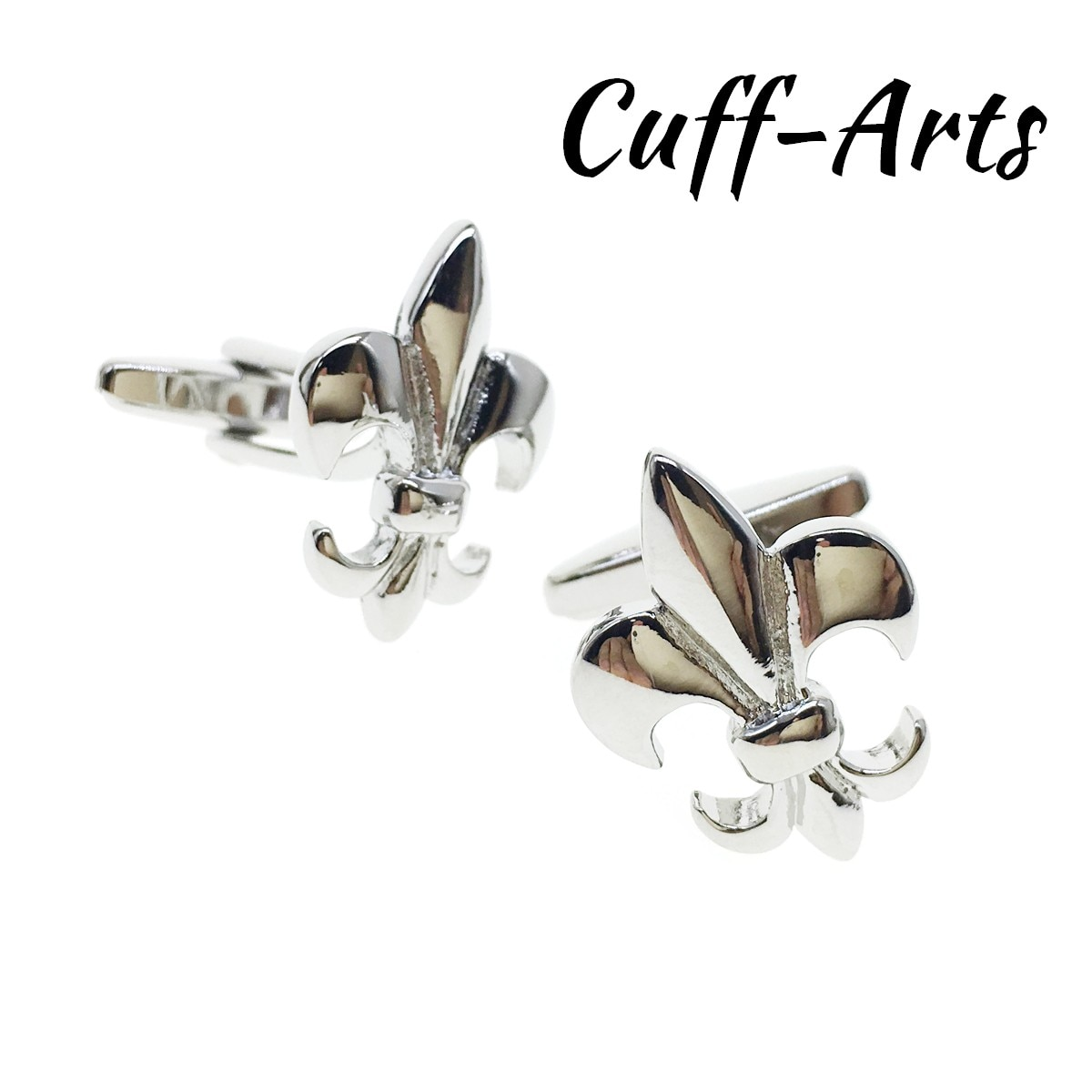 Abotoaduras para homem liras abotoaduras presente de alta qualidade jóias gemelos gemelli spinki por cuffarts c10476