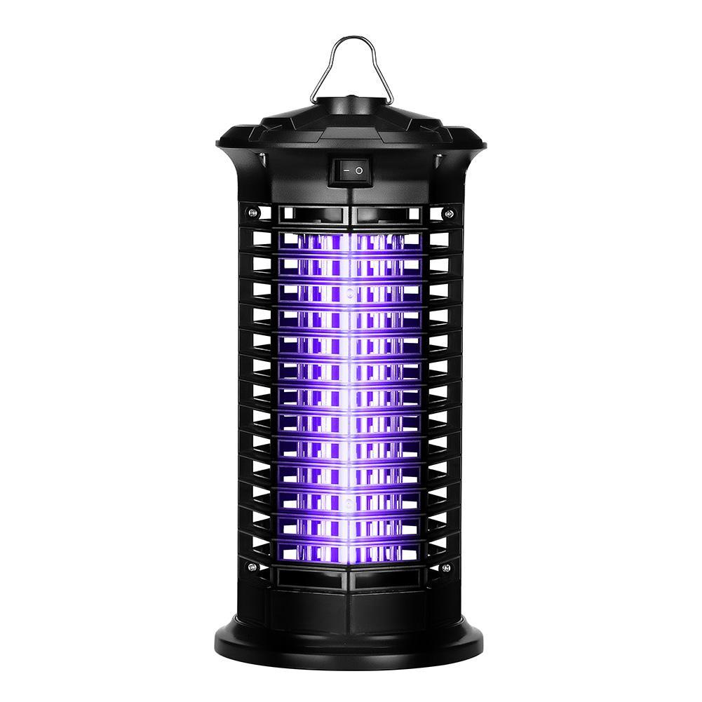 4W Lampada Uccisione Della Zanzara LED Assassino Della Zanzara Repellente Per Insetti Mute Fly-Killer Trappola Lampada Per Il Bambino A Casa di Richiamo bug Lampada Spina DEGLI STATI UNITI