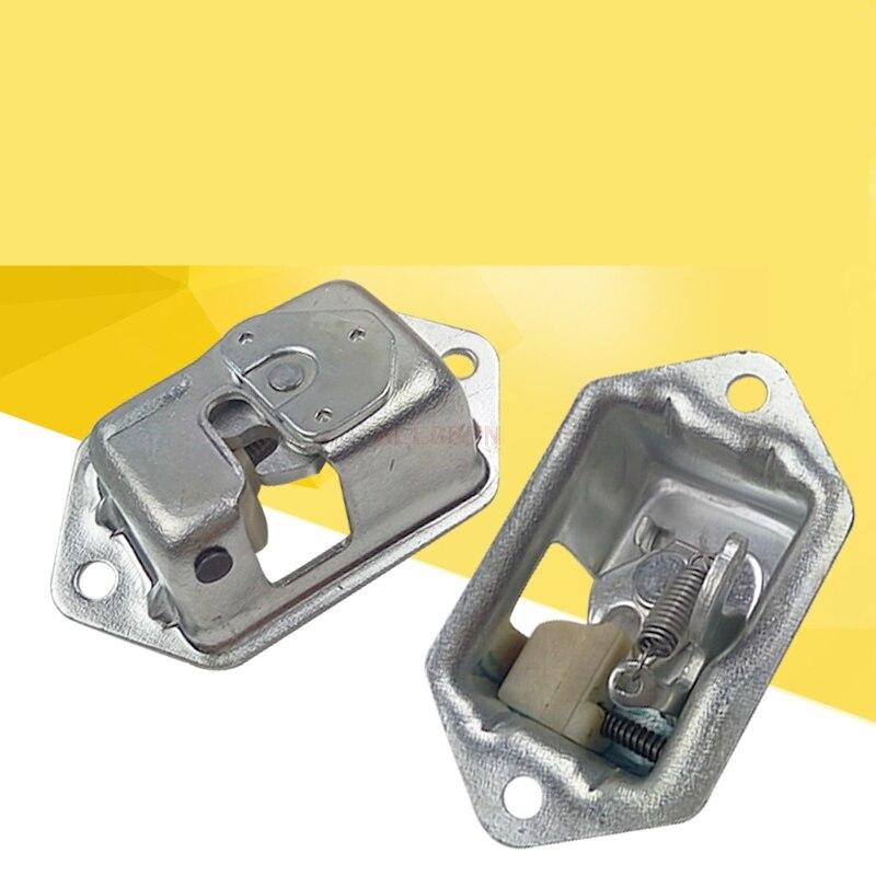 For Komatsu PC 78 128 Daewoo 55 SANY 55 CASE 55 Excavator Cab door lock Lock block inner handle Excavator Accessories