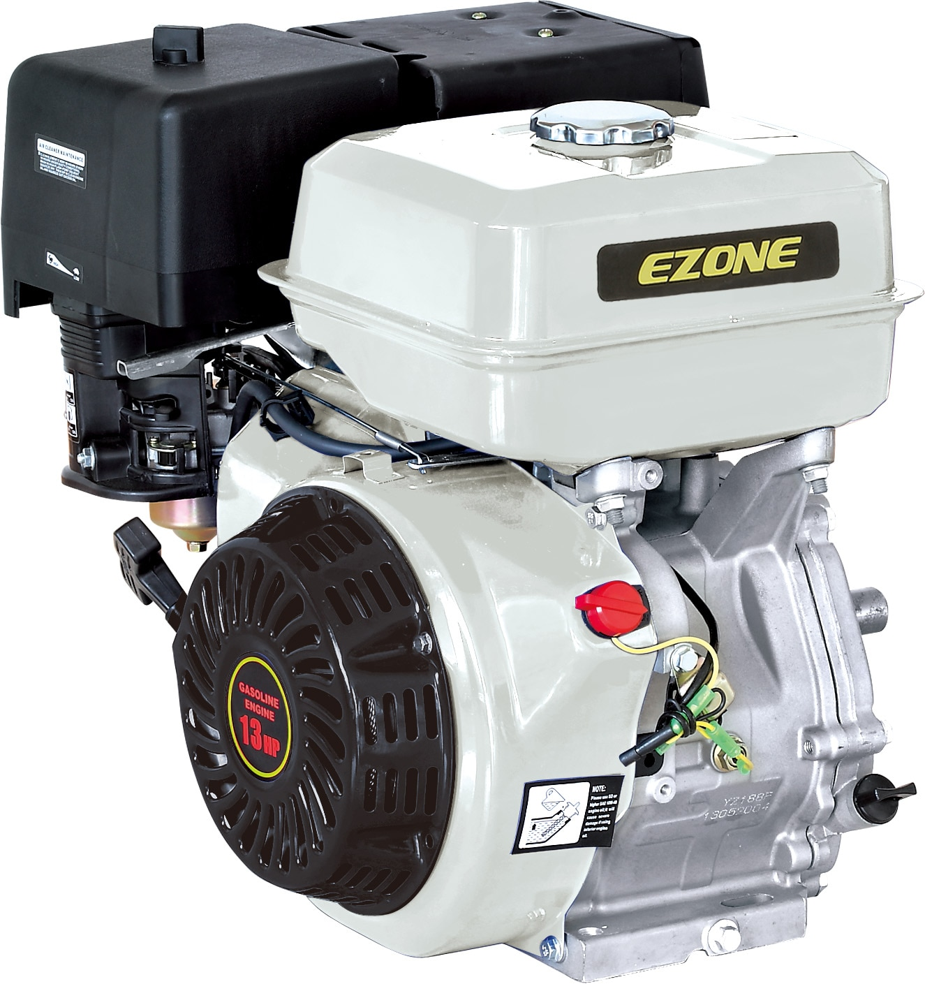 In Stock OEM/ODM Various Style Available Gear Reduction Half speed 440cc 18HP Machinery Super Gasoline Engine enlarge