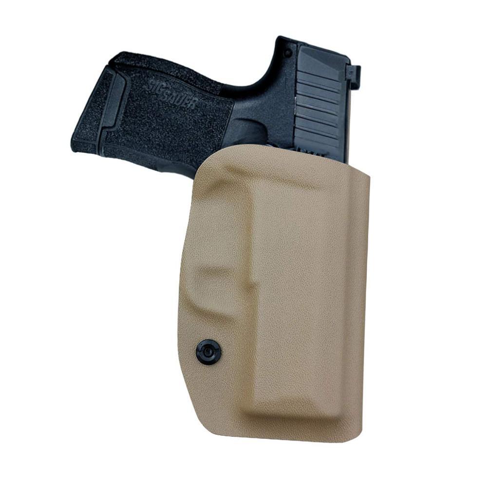 PoLe. Craft OWB KYDEX funda encaja sign Sauer P365 pistolera sign P365 cinturón exterior llevar funda pistolera