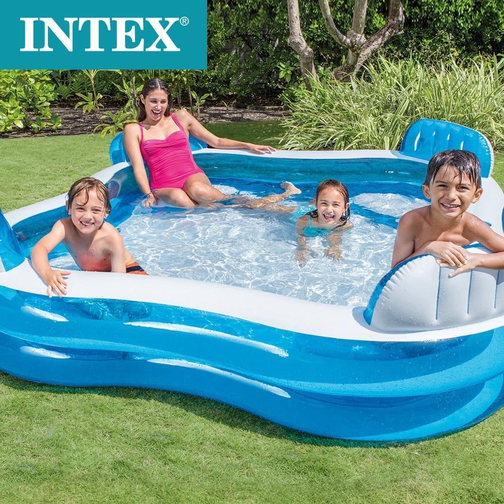 Swimming Pool Summer Family Pools Intex56475 Inflatable Pool