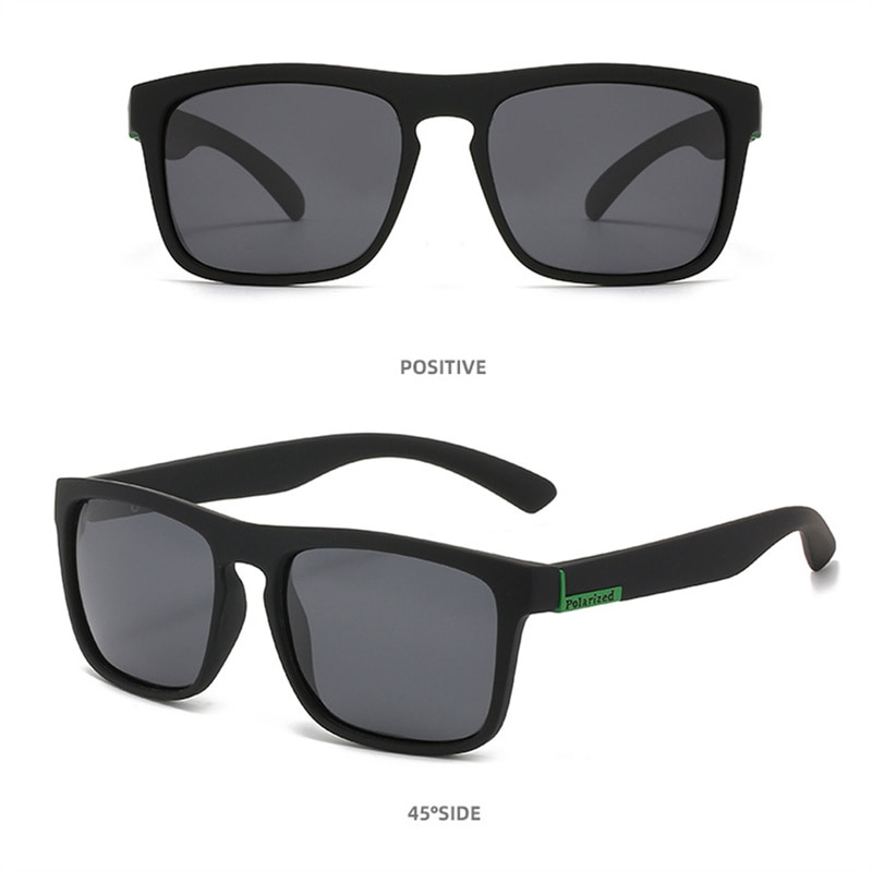 Новые поляризованные очки для мужчин и женщин, мужские очки для рыбалки, солнцезащитные очки, очки для кемпинга, походов, вождения, спортивн...