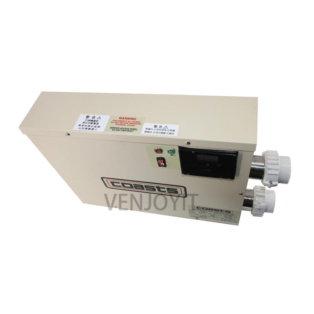 18KW Water Heater for Swimming Pool & bathtube Thermostat 220v/380v Brand New enlarge