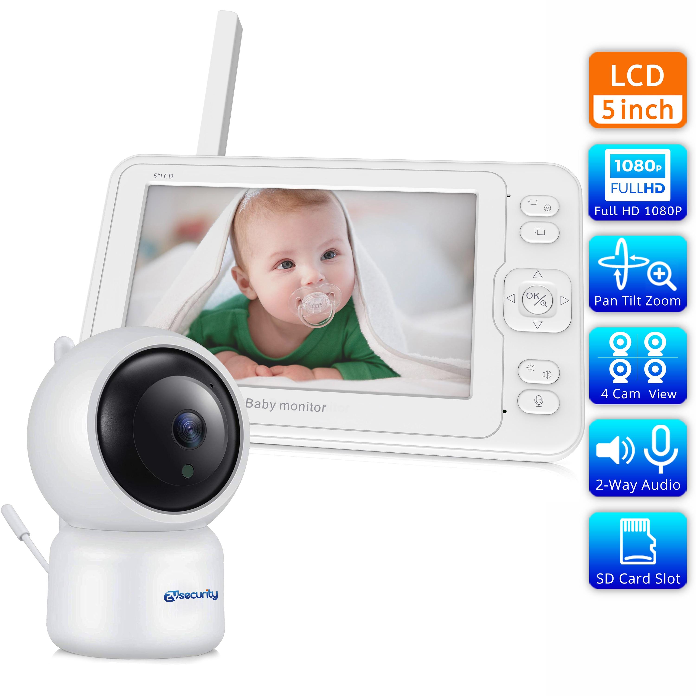 جهاز مراقبة الطفل 5