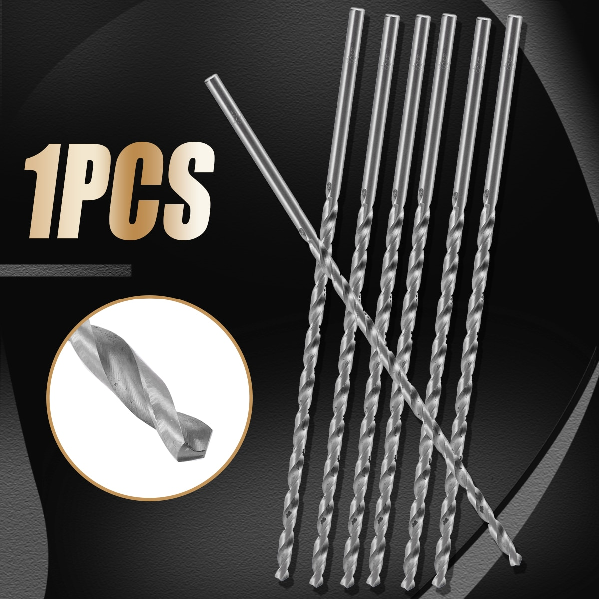 10pcs micro 1 5mm drill bit hss straight shank electrical tool twist drilling bit suitable for wood aluminium plastic drilling 1pcs 4-10mm HSS Twist Drill Bit Set Extra Long 200mm Straight Shank Drill Bit for Metal Plastic Drilling Wood Power Tool