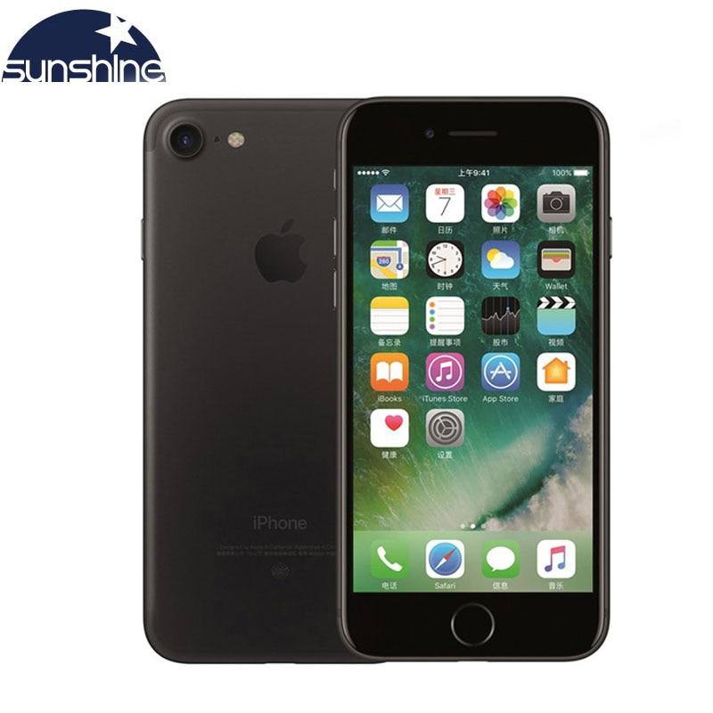 Смартфон Apple iPhone 7, 1+32+128+256ГБ, б/у