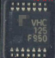 Nuevo 100% TC74VHC125FT VHC125 TSSOP14