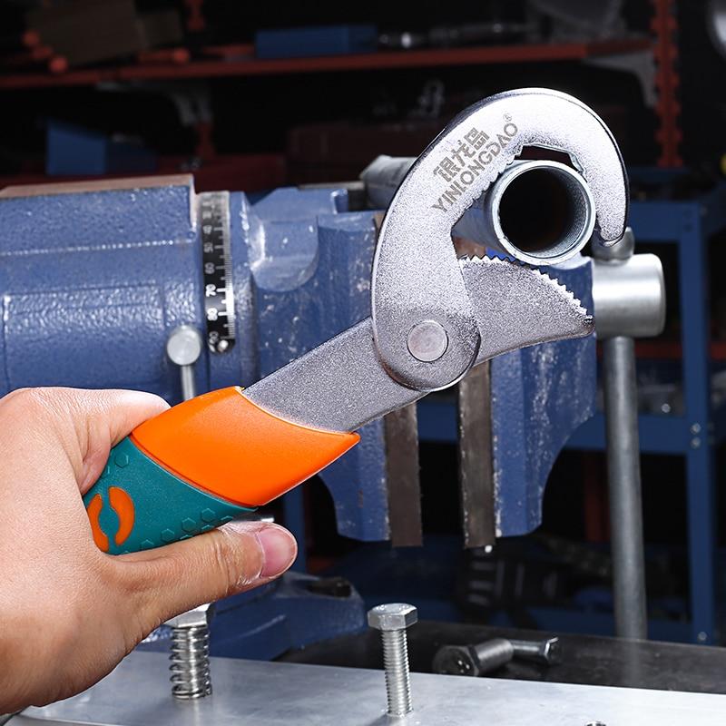 14-30 / 30-60mm universaalne võtmetoru mutrivõti avatud - Käsitööriistad - Foto 5