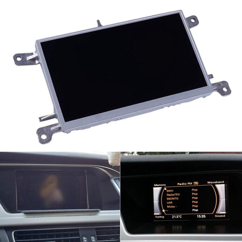 Pantalla LCD de 6,5 pulgadas, Monitor GPS Nav, MMI, unidad de visualización multimedia para-A udi A4 B8 A5 Q5 2010 2012 2015 8T0919603G