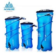 AONIJIE 2020ใหม่1.5L/2L/3L ขี่จักรยานกลางแจ้งวิ่ง TPU Water Bag กีฬา Hydration สำหรับ Camping เดินป่าปีนเขา