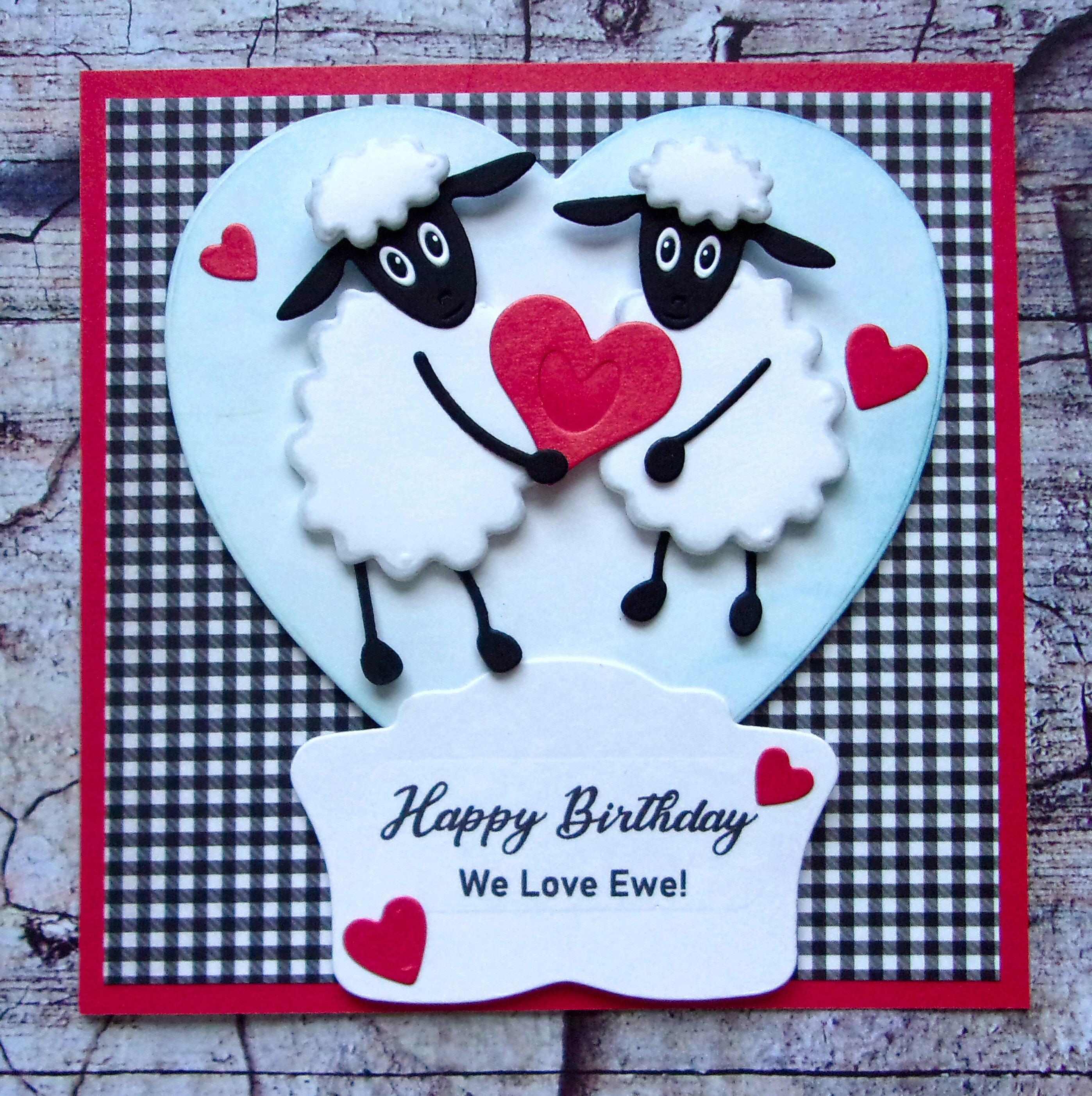 Valentine die Cutting Dies 2019 Sheep Hand By Hand Love Wedding Metal Cutting Die Cuts For Card Making